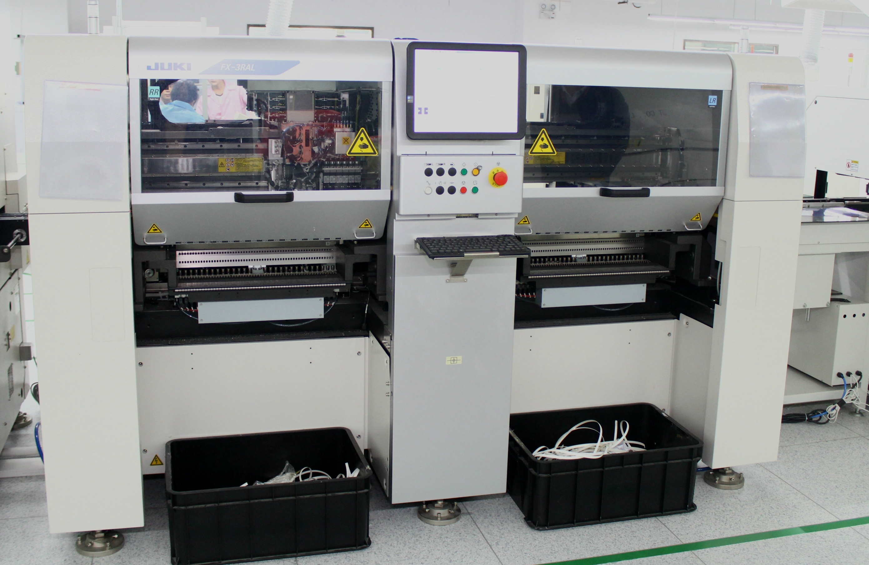 JUKI FX 3RAL High Speed SMT Machine